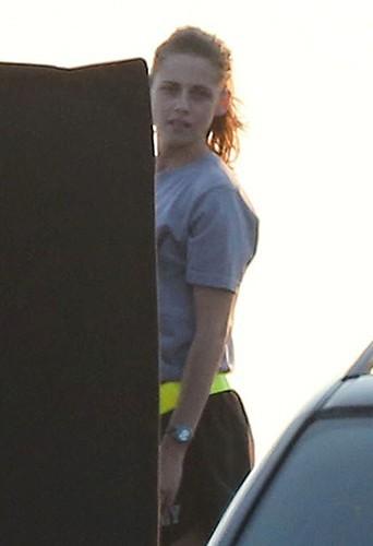 Kristen Stewart à Los Angeles le 18 juillet 2013