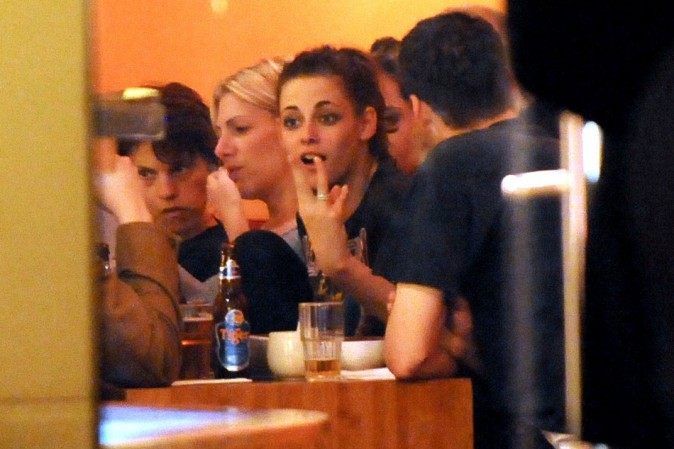 Kristen Stewart le 15 mai 2012 à Berlin