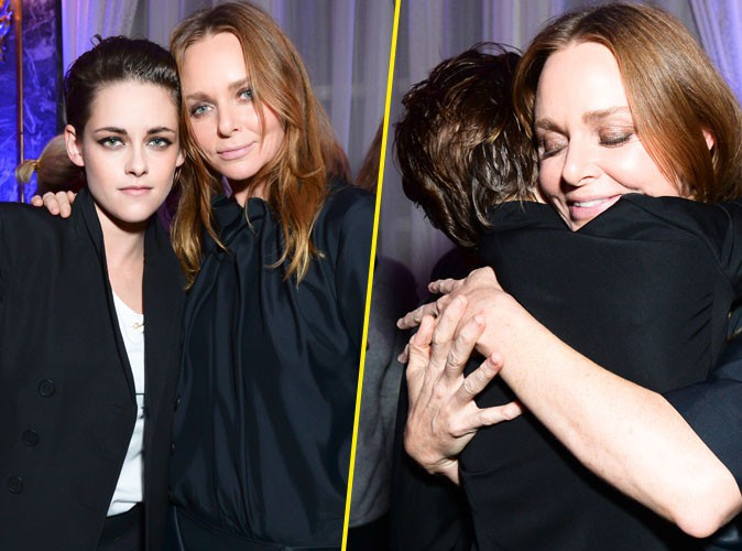 Kristen Stewart : c'est le big love avec Stella McCartney... Collaboration en vue ?