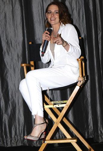 Photos : Kristen Stewart : de nouveau honorée, elle irradie à New York !