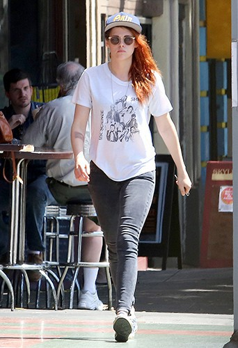 Kristen Stewart à Los Angeles le 16 juin 2014