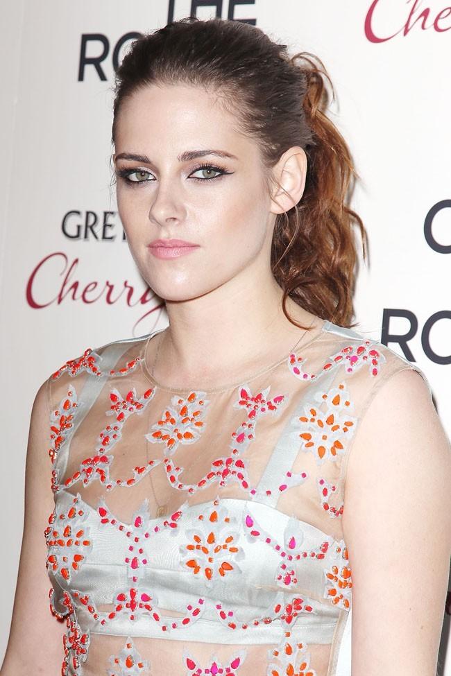 Kristen Stewart, première du classement des stars les moins sexy
