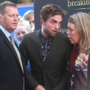 Robert Pattinson à Sydney le 22 octobre 2012