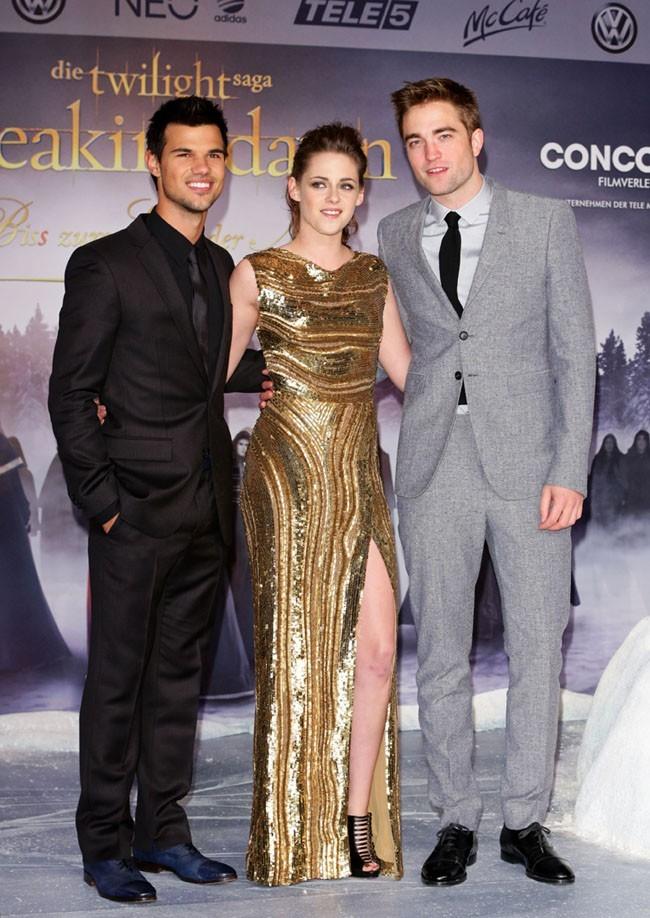 Kristen Stewart et Robert Pattinson en 2012