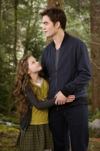 Twilight Révélation, les clichés promotionnels d'avant...
