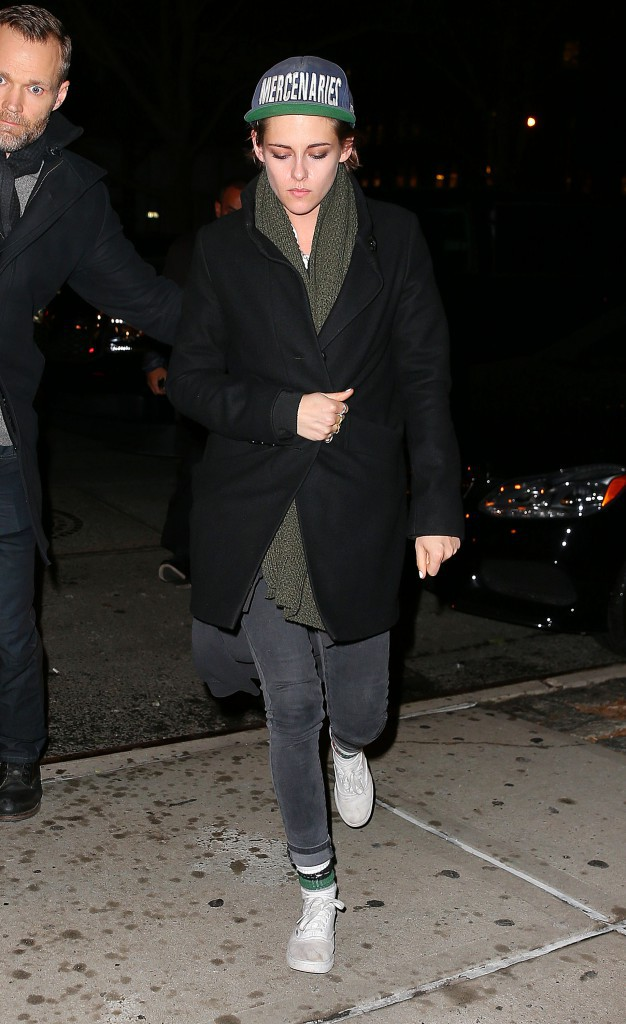 Kristen Stewart le 14 janvier 2015