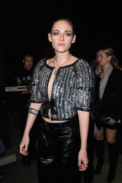 Photos : Kristen Stewart, icône Chanel immortelle pour le défilé Métiers d'art !