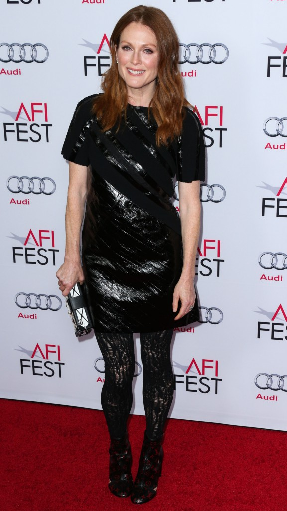 Julianne Moore à Los Angeles le 12 novembre 2014