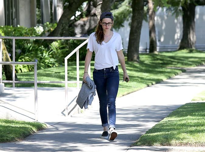 Kristen Stewart à Los Angeles le 8 juillet 2013