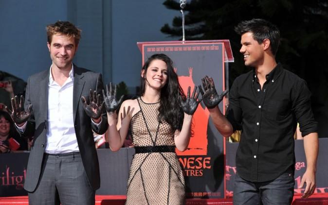 Qui veut leur serrer la main ?