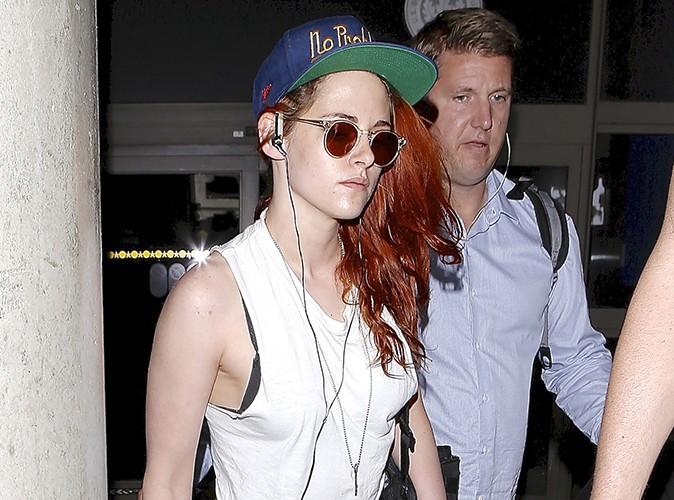 Kristen Stewart à Los Angeles le 25 mai 2014