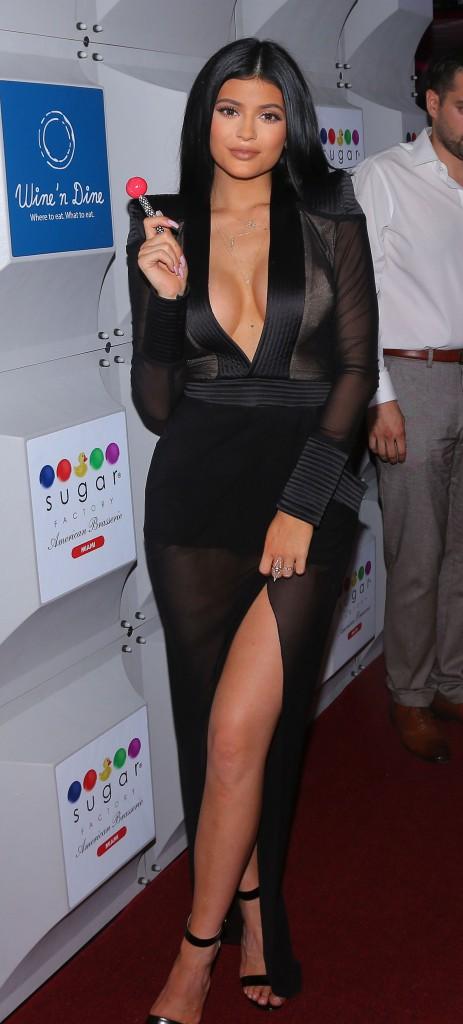 Kylie Jenner : 17 ans et déjà trop trash ?