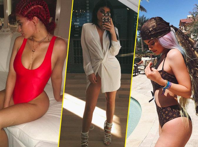Photos : Kylie Jenner : 19 choses inouïes qu'elle a faites avant même d'avoir 19 ans !