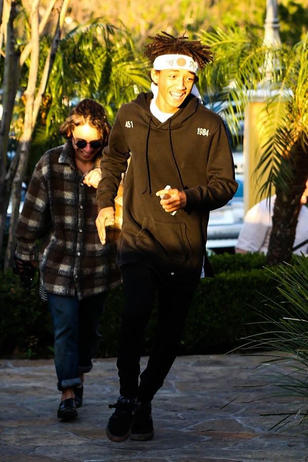 Photos : Kylie Jenner : accro à la chirurgie ou non, elle donne une nouvelle fois rencard à Jaden Smith !