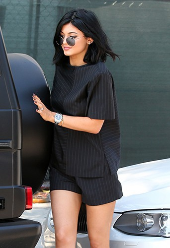 Kylie Jenner à Los Angeles le 10 juillet 2014