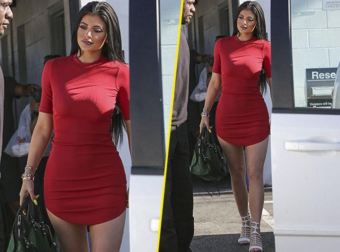 Kylie Jenner le 3 juillet 2015