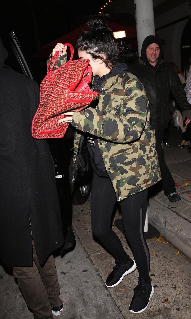 Photos : Kylie Jenner : culotte et grosse fuite !