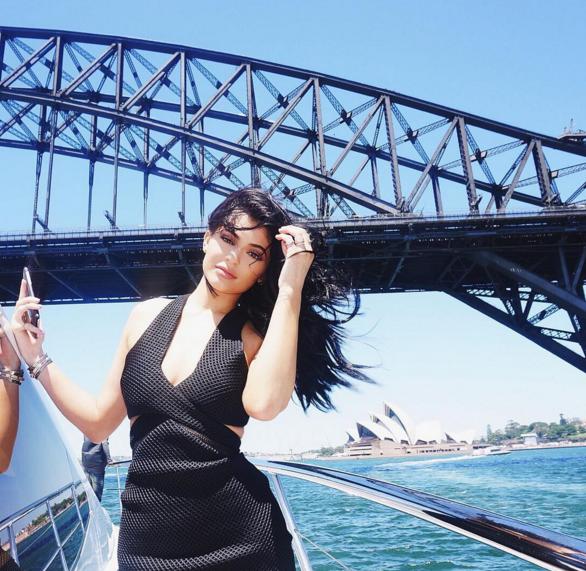 Photos : Kylie Jenner en couple avec Tyga : de rares confidences...