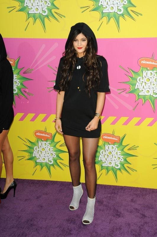 Kylie Jenner, Los Angeles, 23 mars 2013.