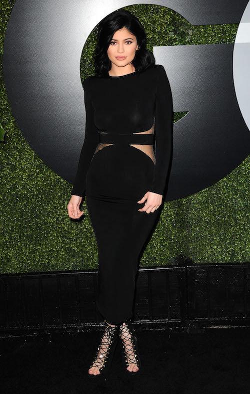 Photos : Kylie Jenner et Tyga : glam' et assortis pour les GQ Men of the Year !