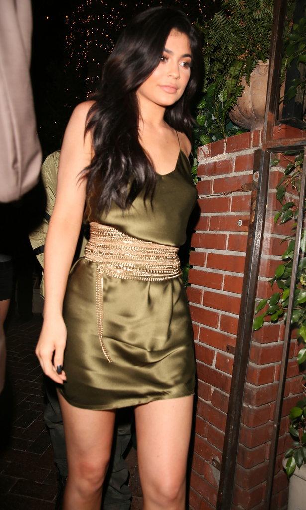 Kylie Jenner à Beverly Hills le 1er août 2016