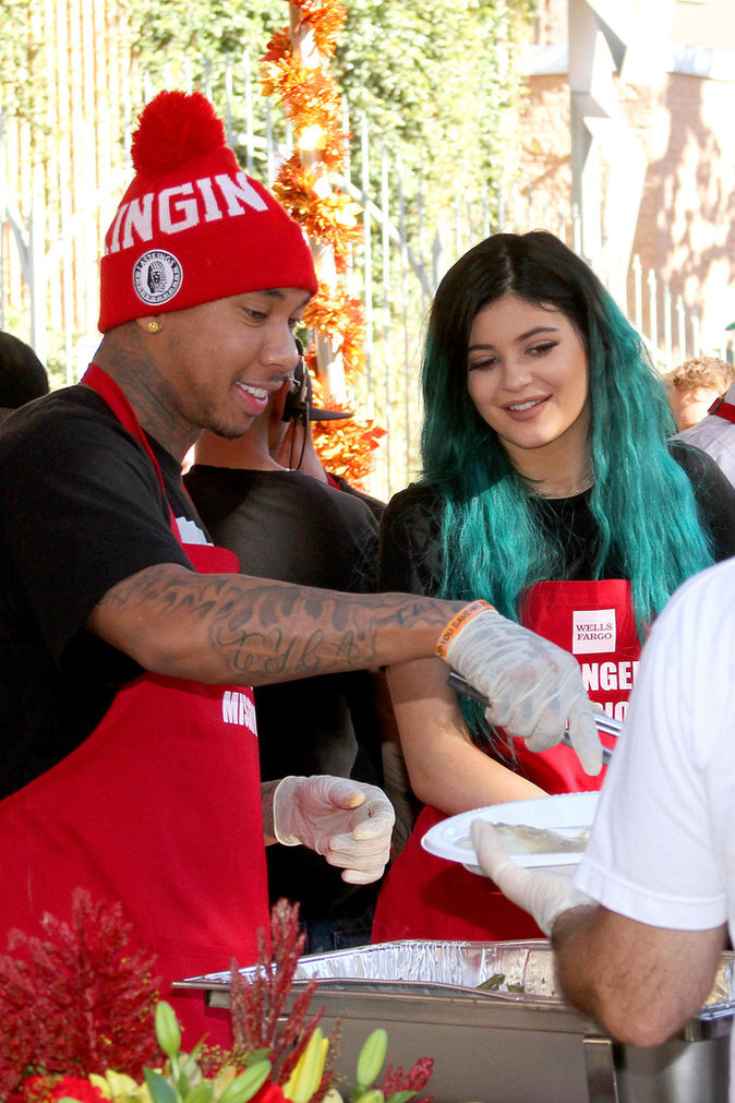 Photos : Kylie Jenner et Tyga : retour sur un couple qui en a surpris plus d'un !