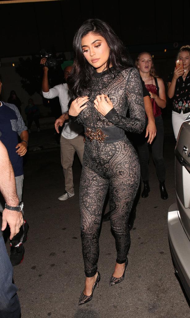 Kylie Jenner le 31 juillet 2016 à Los Angeles
