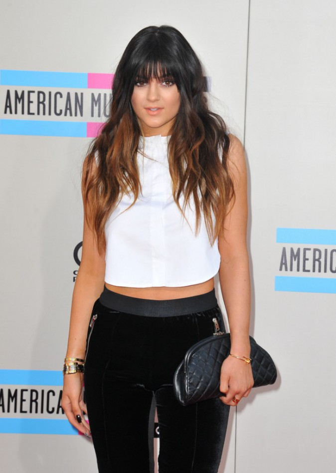 Kylie Jenner en novembre 2013