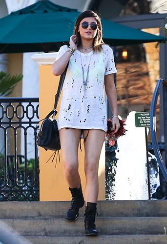 Kylie Jenner à Los Angeles le 6 mars 2014