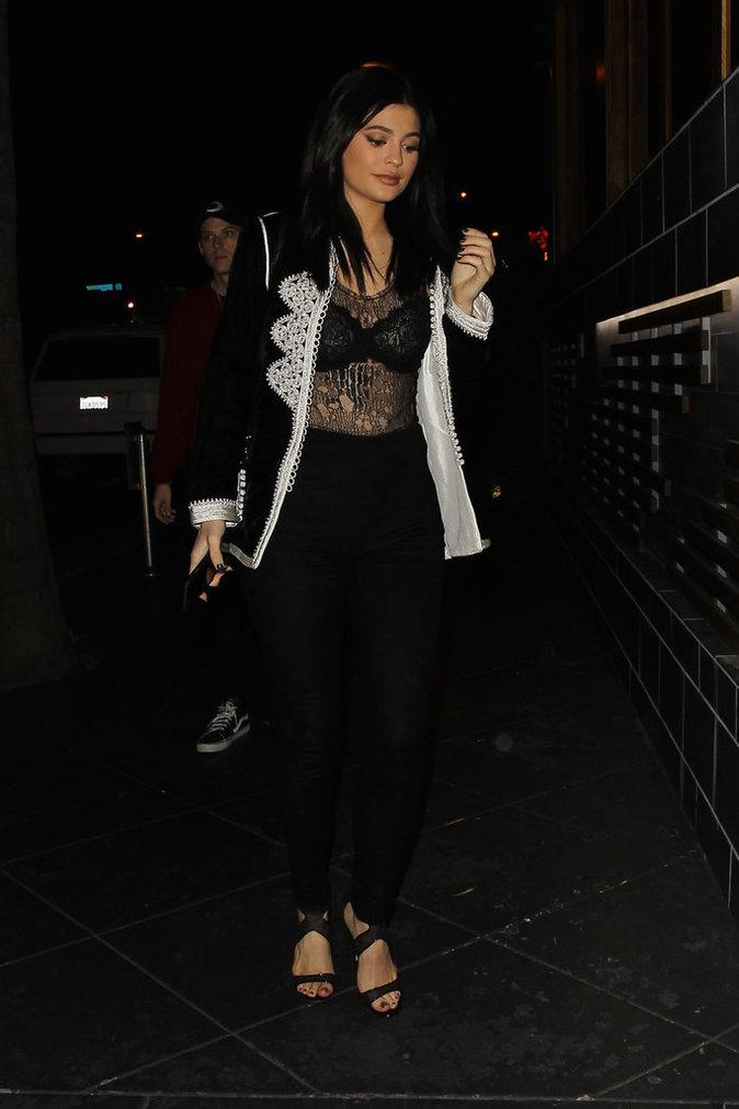 Photos : Kylie Jenner : la faute de français qui ne pardonne pas...