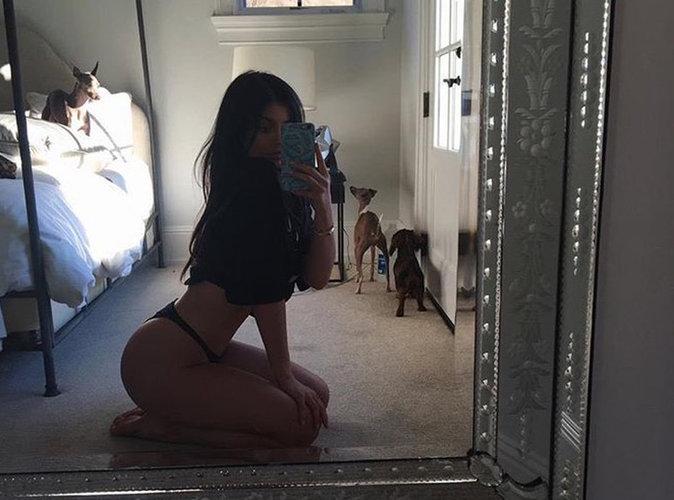 Kylie Jenner : le selfie hot qu'elle n'assume plus !