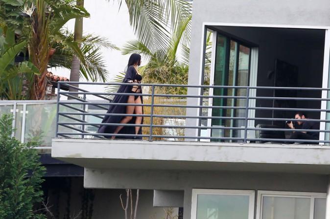 Photos : Kylie Jenner : shooting hot pour l'adolescente provoc' !