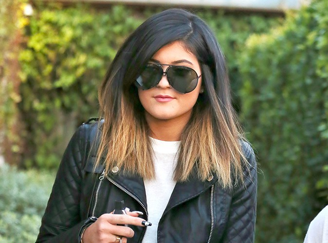 Kylie Jenner à Los Angeles le 31 janvier 2014