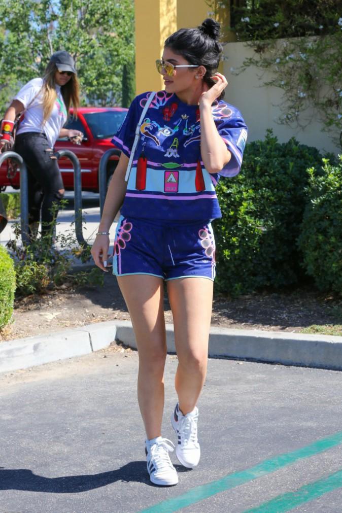Kylie Jenner à Los Angeles le 1er octobre 2015