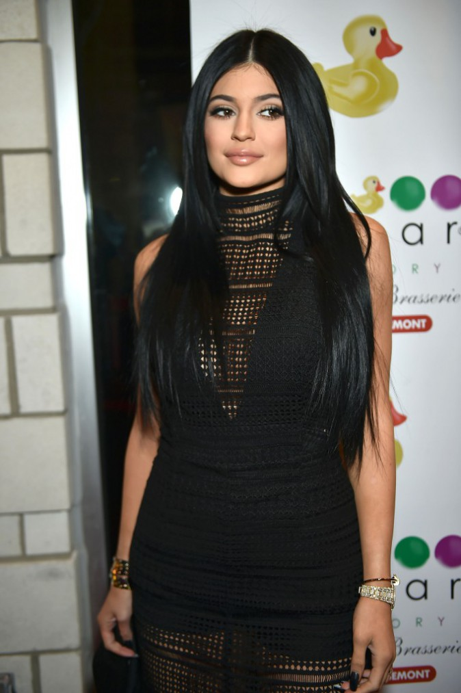 "Photos : Kylie Jenner : plus ""Kim Kardashian"" que jamais à Chicago !"