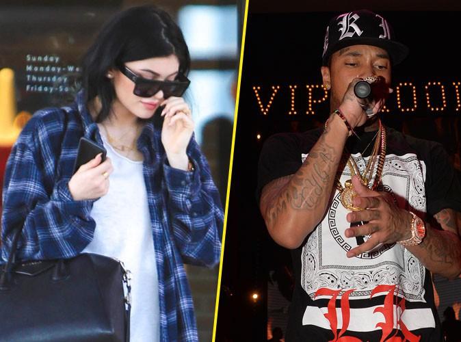 Kylie Jenner : rentrée à L.A., elle loupe le showcase parisien de Tyga au VIP Room !