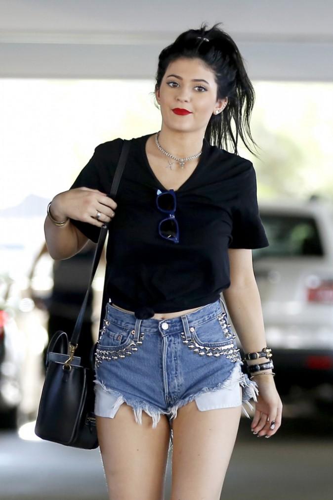 Kylie Jenner le 20 août 2013