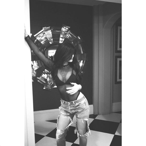 Kylie Jenner le 25 octobre 2014