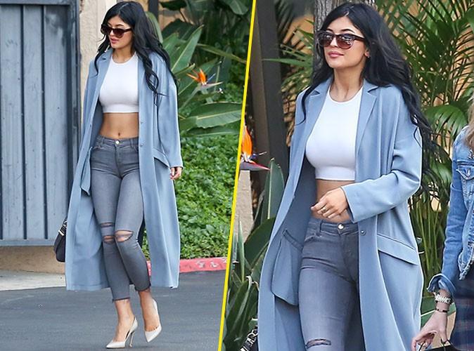 Kylie Jenner à Los Angeles le 15 décembre 2014