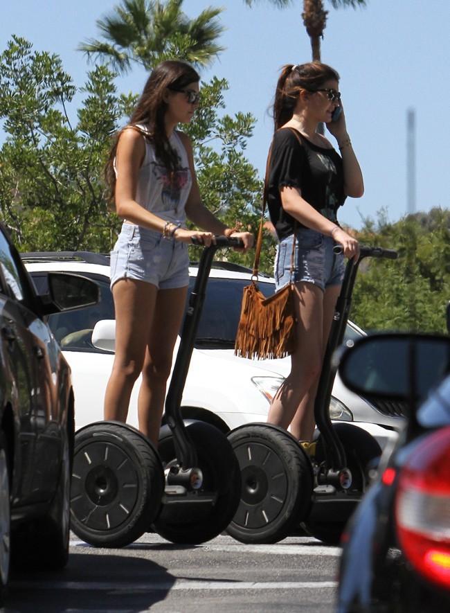Kylie Jenner le 4 septembre 2012 à Los Angeles