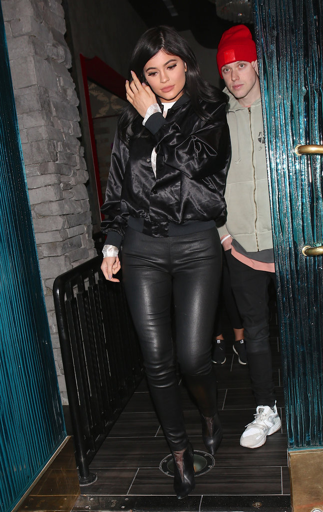 "Photos : Kylie Jenner : son ""tête-à-tête"" avec Blac Chyna !"