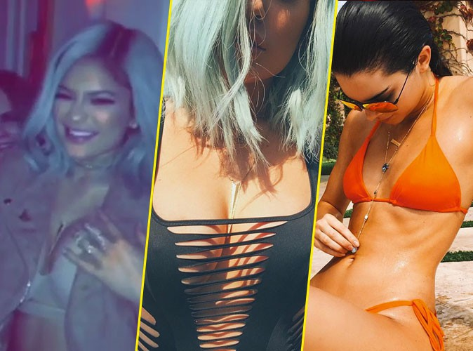Kylie Jenner toujours plus hot pour d�tr�ner Kendall !