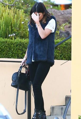 Kylie Jenner à Los Angeles le 26 mars 2014