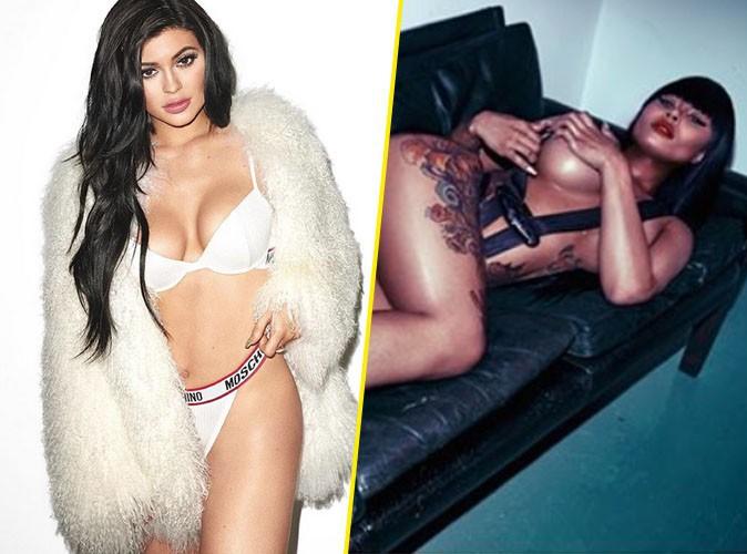 Kylie Jenner et Blac Chyna pour Terry Richardson