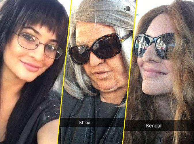 Kylie, Khloe et Kendall