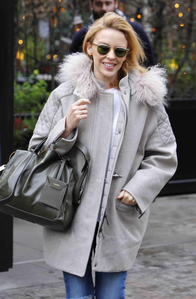 Kylie Minogue : elle chantera lors du championnat du monde de handball !