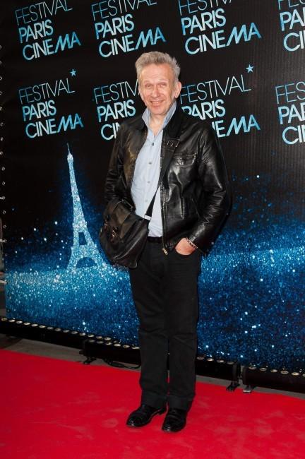 Jean-Paul Gaultier lors du Festival Paris Cinéma à Paris, le 28 juin 2012.