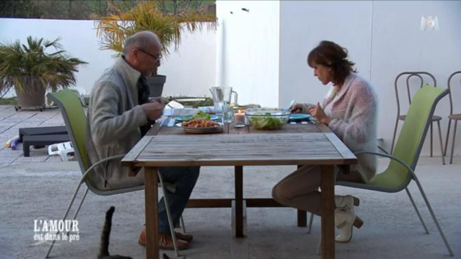 Dernier dîner pour Bernard et Michèle