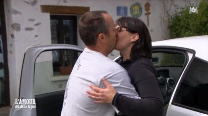 Un dernier baiser pour eux aussi...