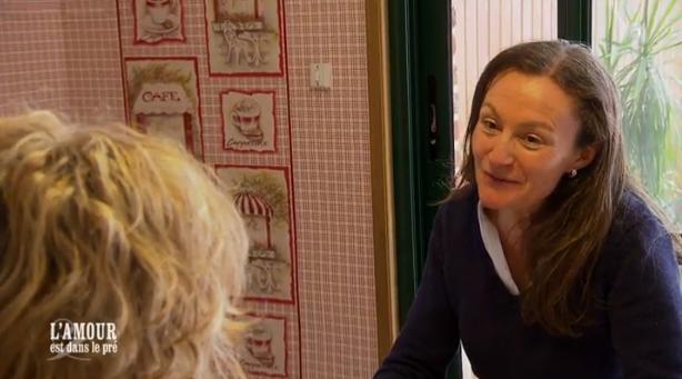 Géraldine a choisi de s'effacer devant la complicité qu'elle a ressentie entre Didier et Nathalie !